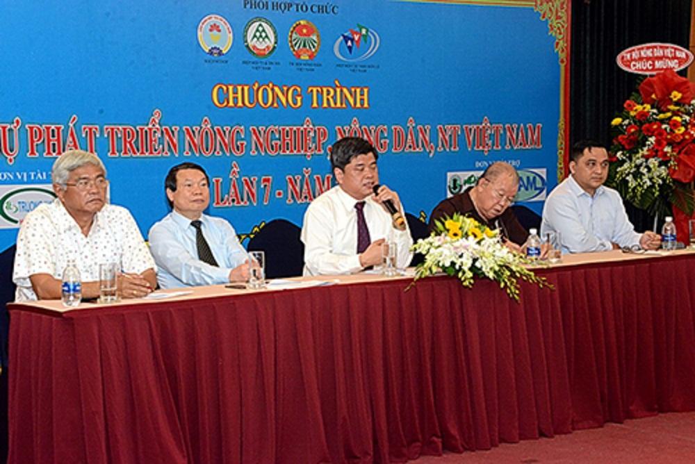 Vì sự phát triển nông nghiệp, nông dân, nông thôn Việt Nam