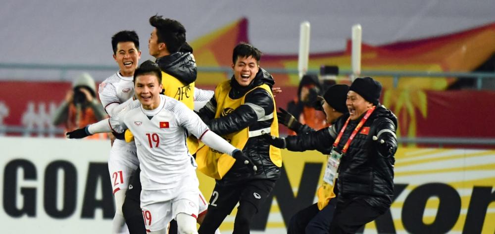 """C.T Group thưởng """"nóng"""" 1 tỷ đồng cho đội tuyển U23 Việt Nam"""