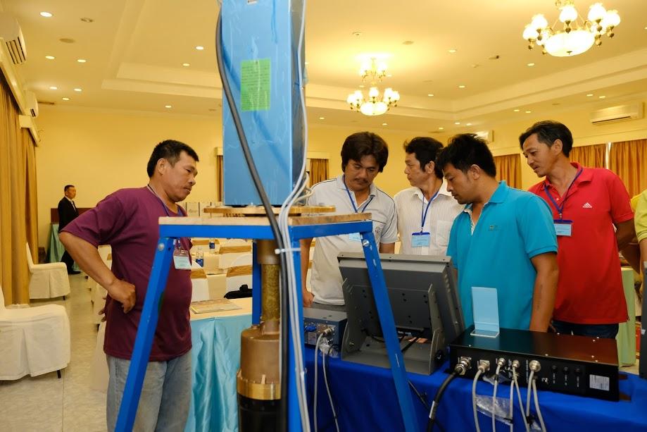 MECOM giới thiệu dòng sản phẩm mới - máy Sonar dò quét KODEN KDS-8000BB
