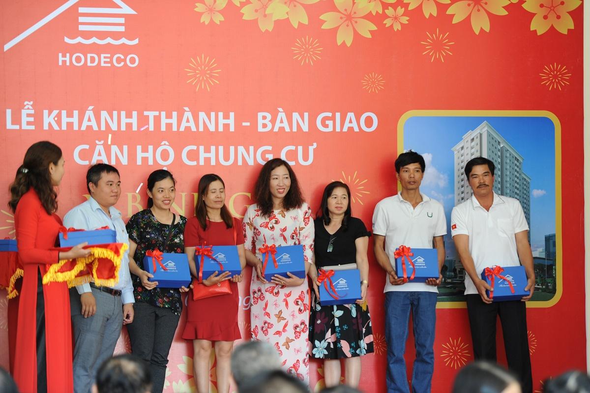 Công ty CP Phát triển Nhà Bà Rịa – Vũng Tàu (HODECO) tổ chức Lễ Khánh thành - Bàn giao căn hộ Chung cư Bình Giã Resident