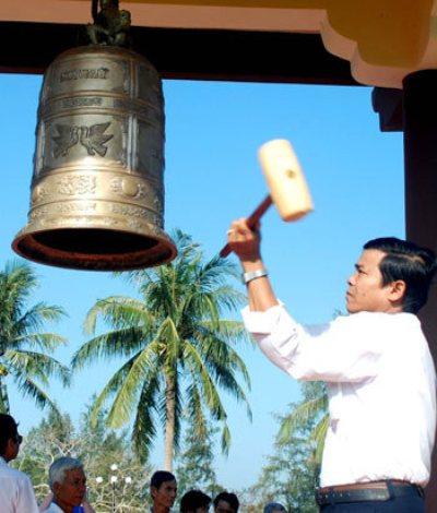 Quảng Ngãi đúc chuông đồng tưởng niệm 50 năm thảm sát Mỹ Lai
