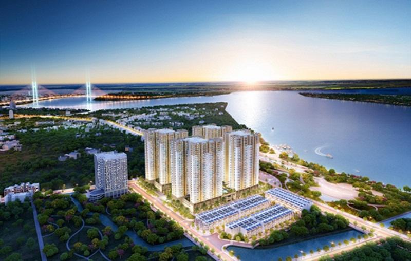 Bất động sản khu Nam Sài Gòn sôi động dịp đầu năm