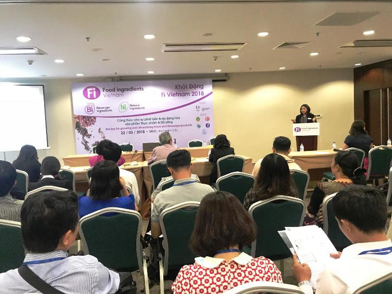 Cơ hội tiếp cận thị trường thực phẩm đầy tiềm năng tại Fi Vietnam 2018