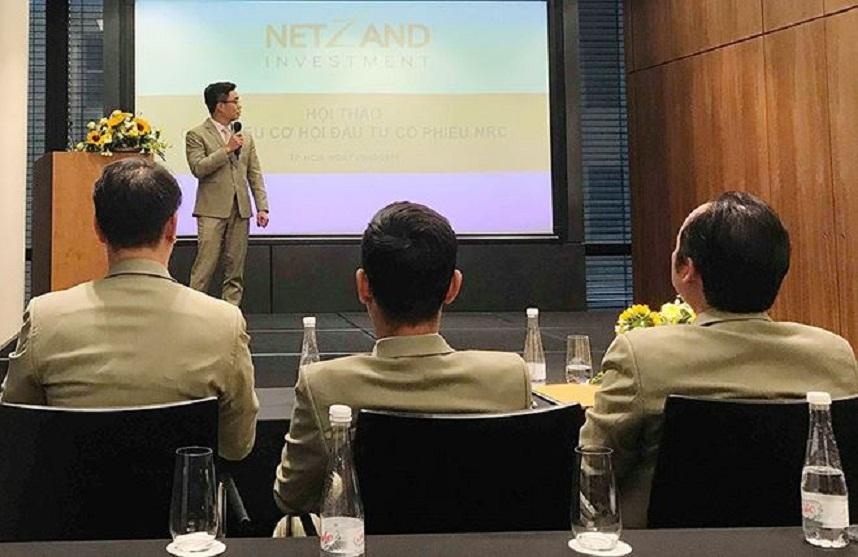 Netland, thương hiệu địa ốc mới trên thị trường chứng khoán