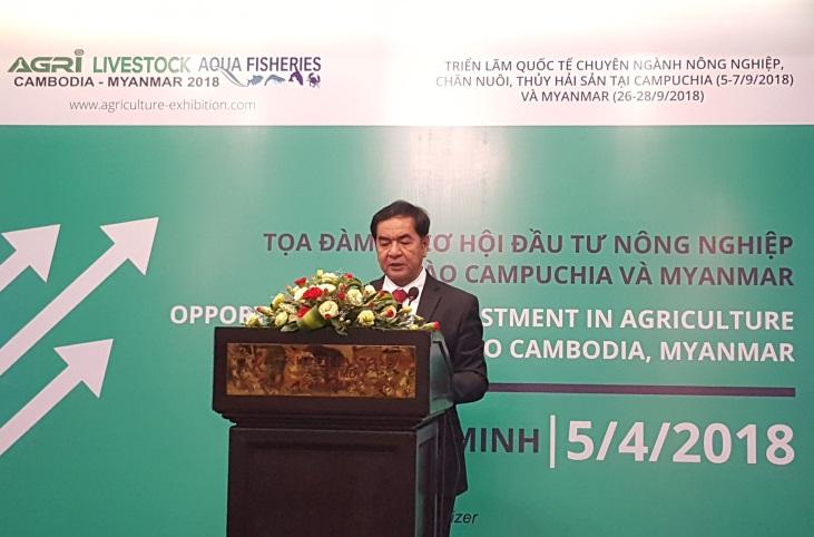 Cơ hội đầu tư vào lĩnh vực nông nghiệp tại Campuchia và Myanmar