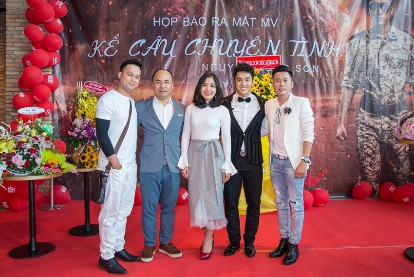 Ngắm vẻ đẹp trai như sao Hàn trong MV Bolero đầu tay của Nguyễn Ngọc Sơn