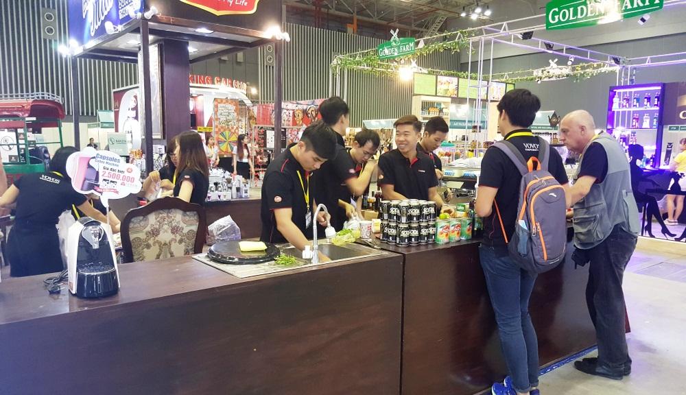 Nhiều cơ hội cho ngành cà phê tại Café Show Vietnam 2018