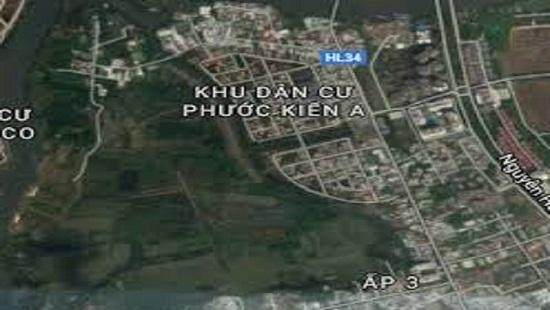 TP.HCM: Yêu cầu hủy hợp đồng chuyển nhượng 30ha đất dự án khu dân cư Phước Kiển- Nhà Bè