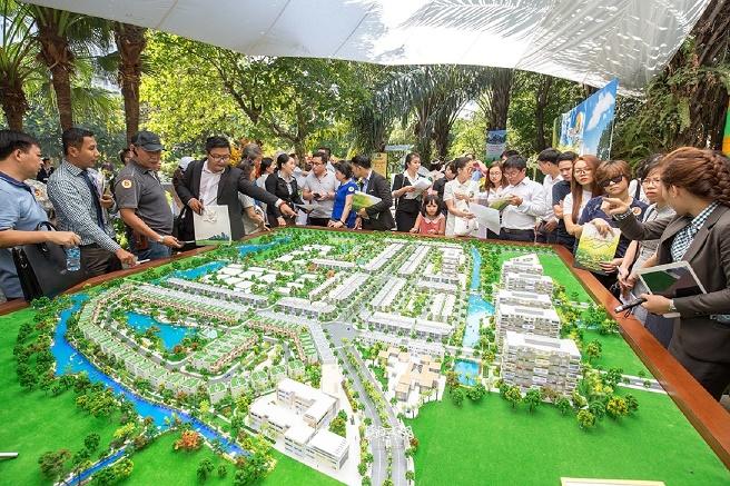 Phú Long bán hết đợt 2 dự án Dragon Village