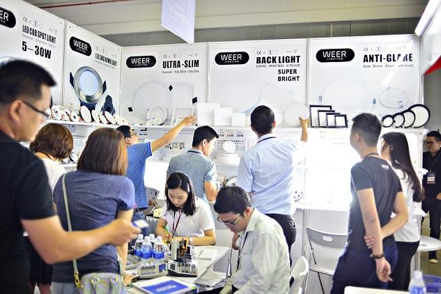 Triển lãm Quốc tế về Thiết bị LED/OLED và Thiết bị Chiếu sáng tại Việt Nam 2018
