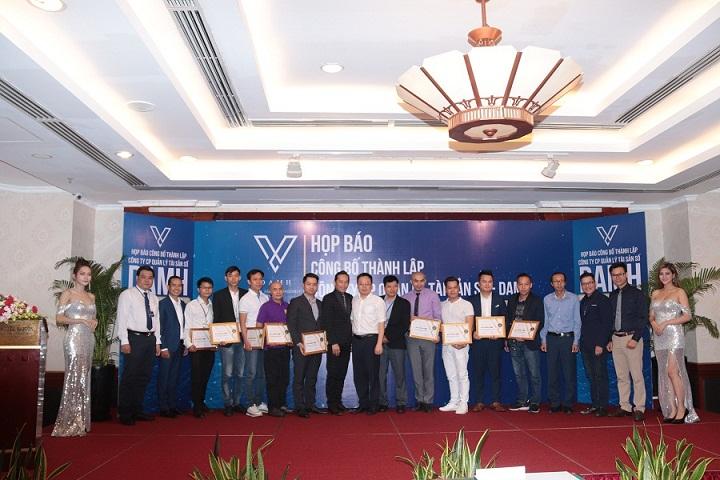 TP. HCM: Công ty Cổ phần Quản lý Tài Sản Số (DAMH) chính thức được công bố thành lập