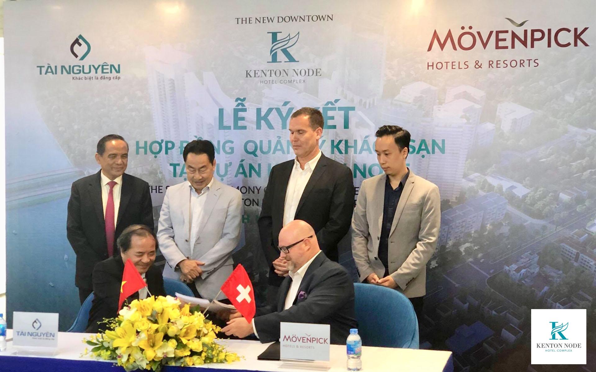 Tài Nguyên hợp tác với Mövenpick Hotels & Resorts để phát triển bền vững