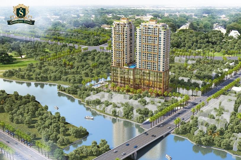 Danh Khôi Việt (DKRV) ra mắt dự án Southgate Tower