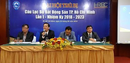 Ra mắt Câu lạc bộ Bất Động Sản TP.HCM (HREC)