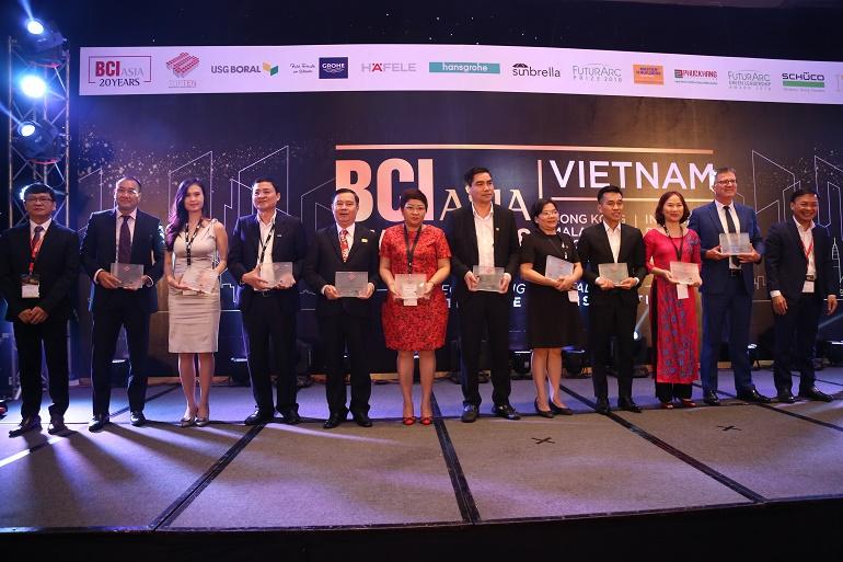 Phúc Khang Corporation được vinh danh Top 10 nhà phát triển Bất Động Sản hàng đầu Việt Nam 2018