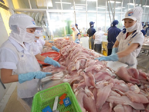Xuất khẩu thủy sản sang ASEAN tăng mạnh