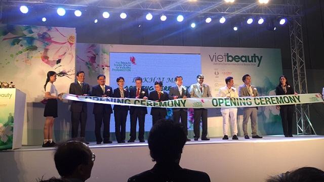 Hơn 250 thương hiệu từ 20 nước tham gia Triển lãm VIETBEAUTY 2018