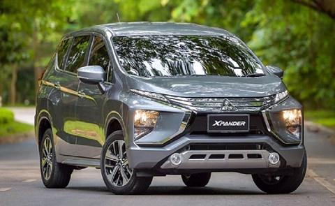 Mitsubishi Xpander giá gần 650 triệu sắp ra mắt tại Việt Nam