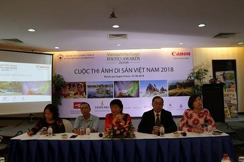 Vietnam Heritage đồng hành cùng cuộc thi ảnh Di sản Việt Nam 2018