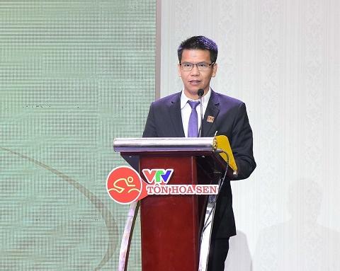 Công bố Giải xe đạp Quốc tế VTV Cúp Tô Hoa Sen 2018