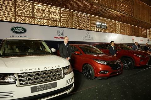 Triển lãm Ô tô 2018 thu hút 15 thương hiệu ô tô tham dự