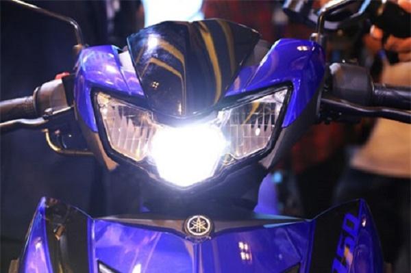 Những cải tiến mới trên xe máy tại Việt Nam