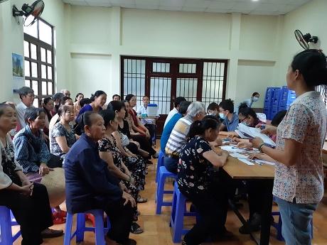 Chiến dịch chủ động phát hiện, thu dung và quản lý điều trị bệnh nhân lao