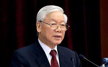 Giới thiệu Tổng Bí thư Nguyễn Phú Trọng để Quốc hội bầu giữ chức Chủ tịch nước