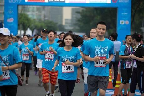 Họp báo khởi động giải marathon quốc tế TP.HCM 2019