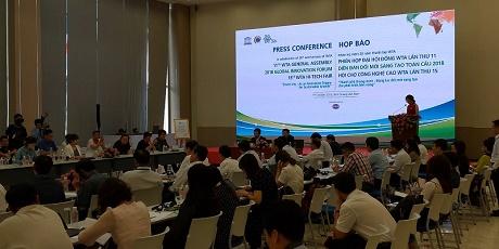 Bình Dương: Diễn ra Hội nghị thượng đỉnh Đại hội đồng WTA