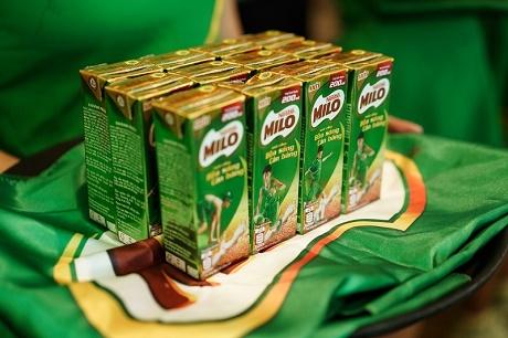 TPHCM: NESTLÉ ra mắt sản phẩm mới - MILO thức uống bữa sáng cân bằng