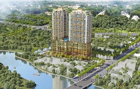 Southgate Tower  - Điểm sáng khu Nam Sài Gòn