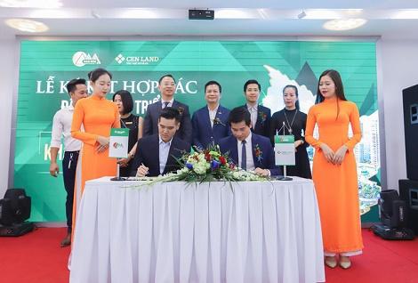 Cenland đầu tư thứ cấp vào dự án Khai Sơn Town