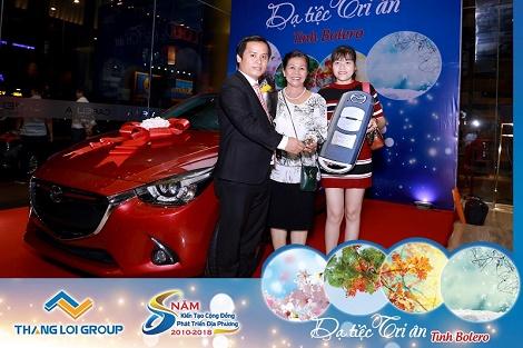 """Thắng Lợi Group tổ chức Dạ Tiệc Tri Ân """"Tình Bolero"""" 2018"""