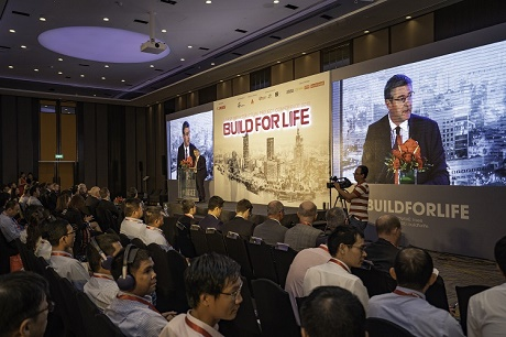 """""""Build For Life"""" 2018  do INSEE Việt Nam tổ chức thu hút hơn 250 khách mời"""