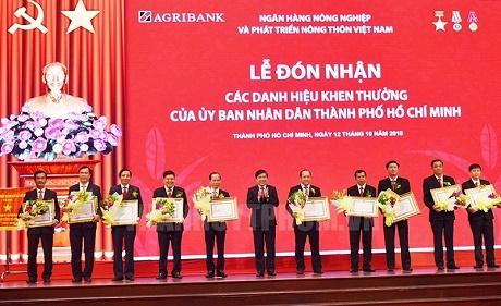 TP.HCM: Agribank tổ chức kỷ niệm 30 năm thành lập