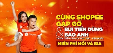 Lazada sa sút chóng mặt, Shopee chớp thời cơ trở thành trang TMĐT có lượng truy cập lớn nhất Việt Nam