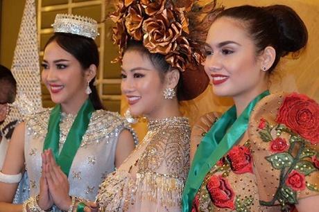 Hoa hậu Trái đất 2018: Nhan sắc Việt đoạt HCB phần thi áo tắm