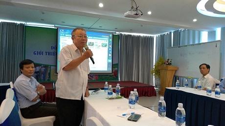 TPHCM: Hội thảo tìm hướng đi cho nông sản sạch Triệu Phong (Quảng Trị)