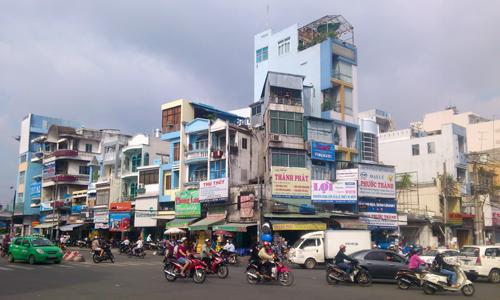 Cho thuê mặt bằng theo ngày, giờ thu bạc triệu ở Sài Gòn