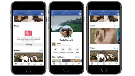 Facebook sẽ cho phép thêm bài hát vào ảnh và video