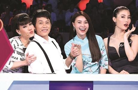 Gameshow Việt chuyển hướng bắt kịp thị hiếu khán giả
