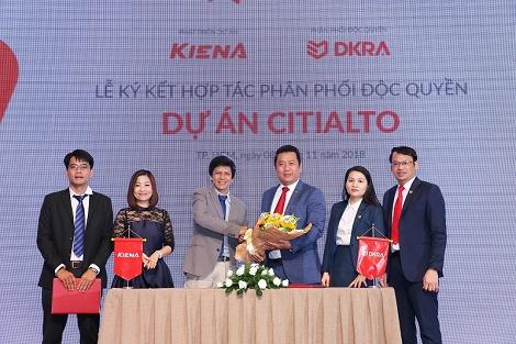 DKRA Việt Nam phân phối độc quyền dự án CitiAlto – Quận 2