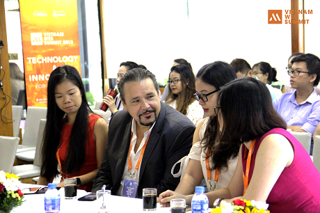 Vietnam Web Summit 2018: Việt Nam đang là mũi nhọn công nghệ của Đông Nam Á