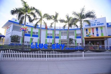 Bầu trời xanh (Blue Sky Kindergarten) - Trường mầm non tư thục lớn nhất quận 9 vừa được khánh thành