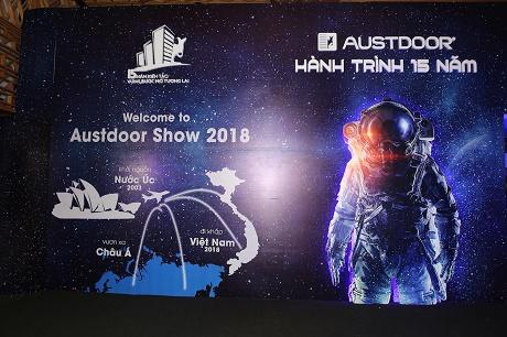 Kỷ niệm 15 năm thành lập Tập đoàn Austdoor