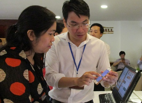 Sở Công Thương TP HCM giao tiếp với người dân qua ứng dụng thông minh