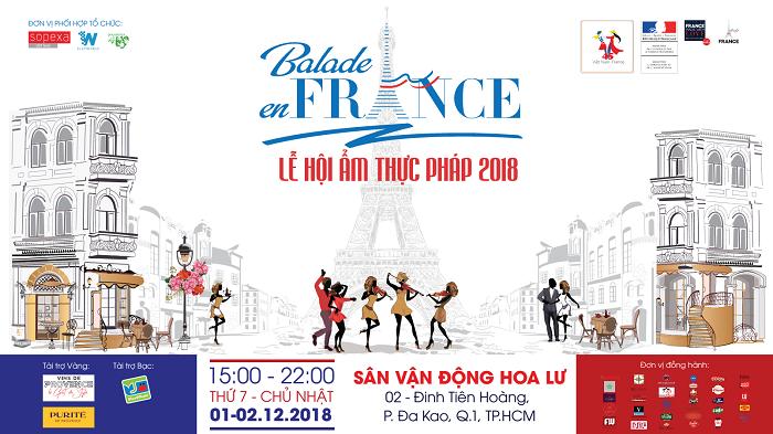 Sắp diễn ra sự kiện văn hóa - ẩm thực Pháp tại Việt Nam