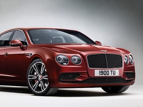 Hãng xe sang Bentley ra mắt mẫu Flying Spur V8 S: Sơn đổi màu theo điều kiện ánh sáng