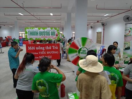 Bình Tân: Ngày hội chăm sóc sức khỏe cho hơn 1000 cụ cao tuổi